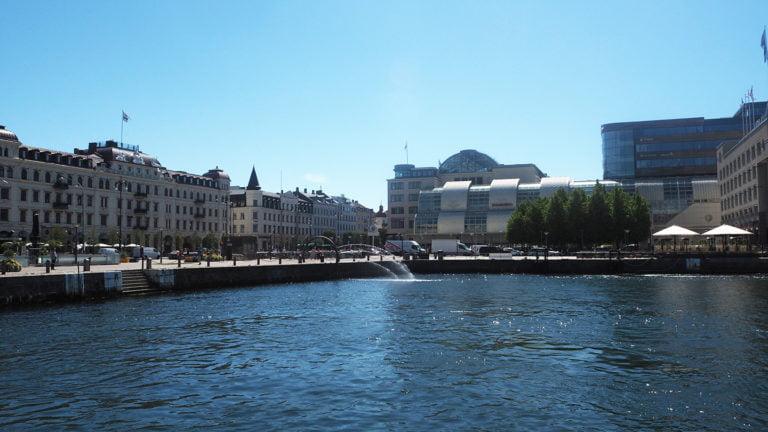 stadsvy Helsingborg