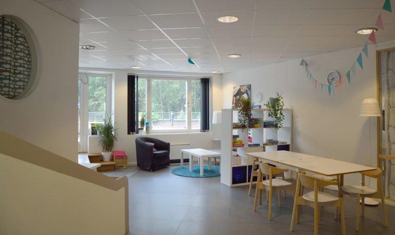 Nytida Alviksstrandsskolan rum