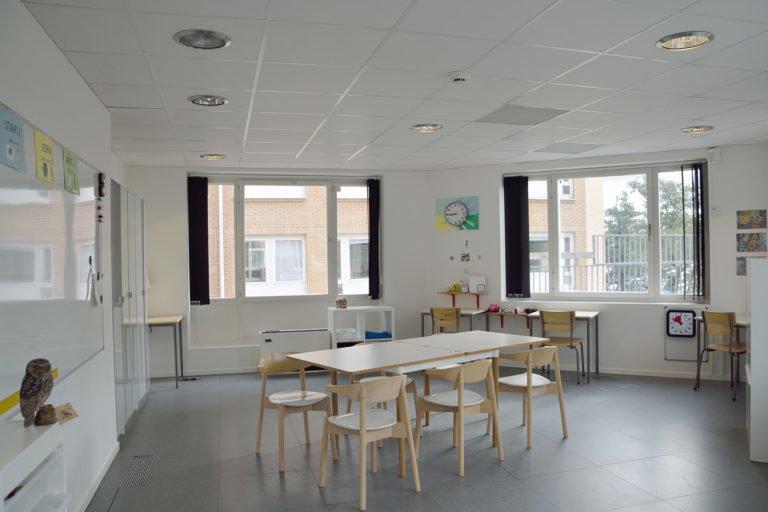 Nytida Alviksstrandsskolan kök